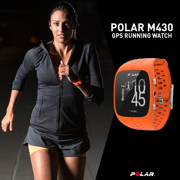 חדש!! שעון הריצה החדשני – פולאר M430
