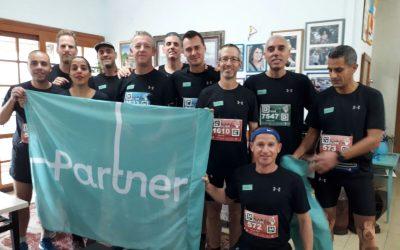 מרתון ווינר טבריה 2018 – קבוצת פרטנר