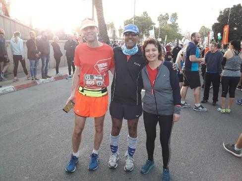 מרתון טבריה 2019: הליגה למקומות עבודה כובשת את טבריה